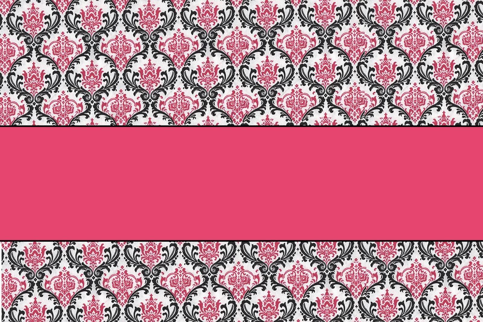 pink christmas wallpaper