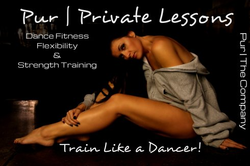 PUR | PRIVATE DANCE TRAINING