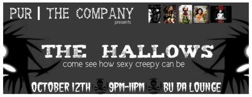 THE HALLOWS - Pur   The Company @ Bu Da Lounge