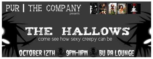 THE HALLOWS - Pur | The Company @ Bu Da Lounge