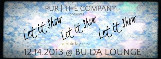 Let it Show, Let it Show, Let it Show - A Holiday Treat with Pur | The Company