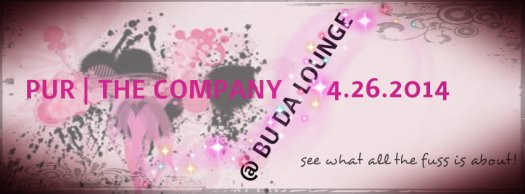 TIME TO BOOGIE TO BUDA LOUNGE THIS SATURDAY!