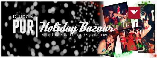 holiday bizaar 12-11-2014